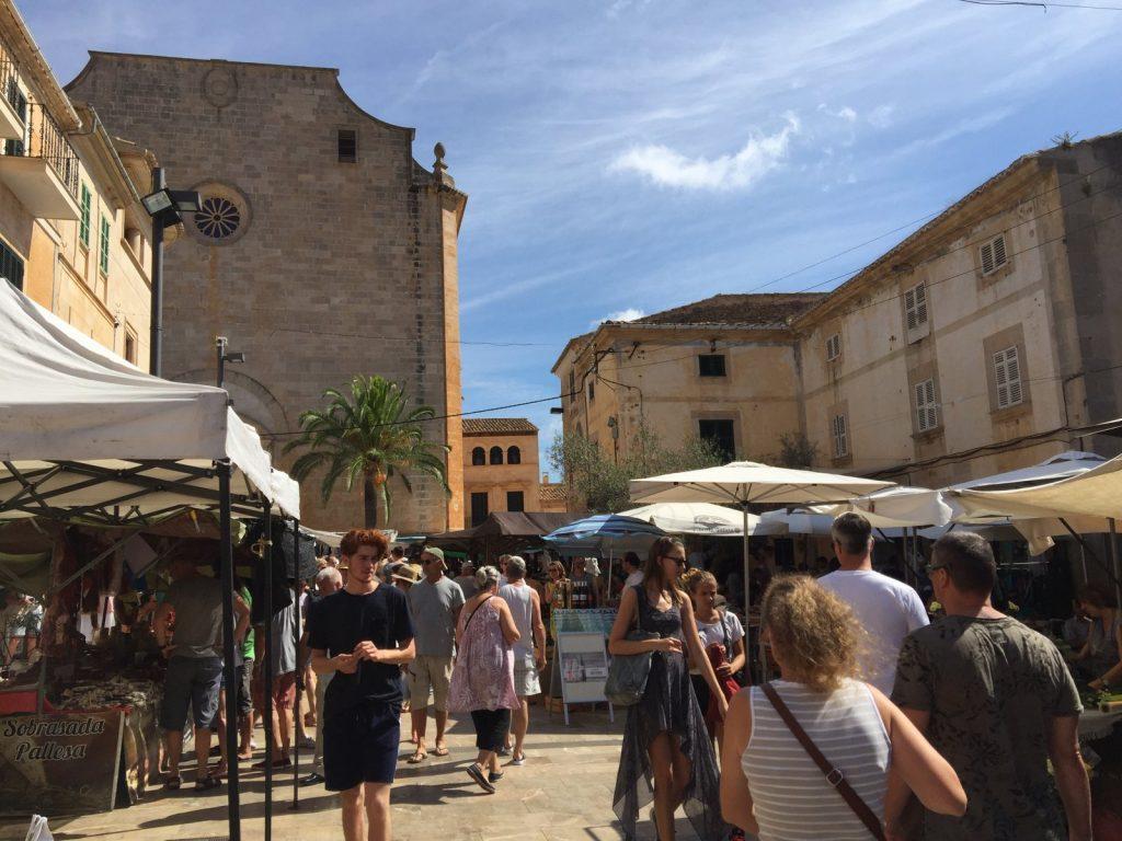Santanyi, in southeast Mallorca homes for sale