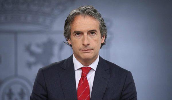 Iñigo de la Serna, Spanish Minister of Public Works, including the Housing Department.