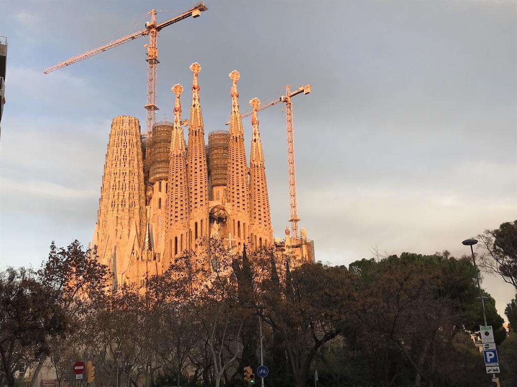 barcelona luxury property