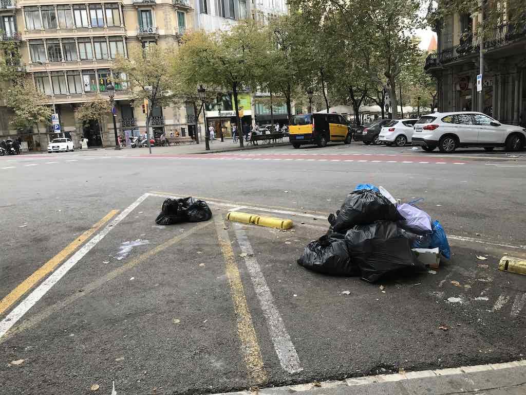 barcelona riots impact on housing market 2019