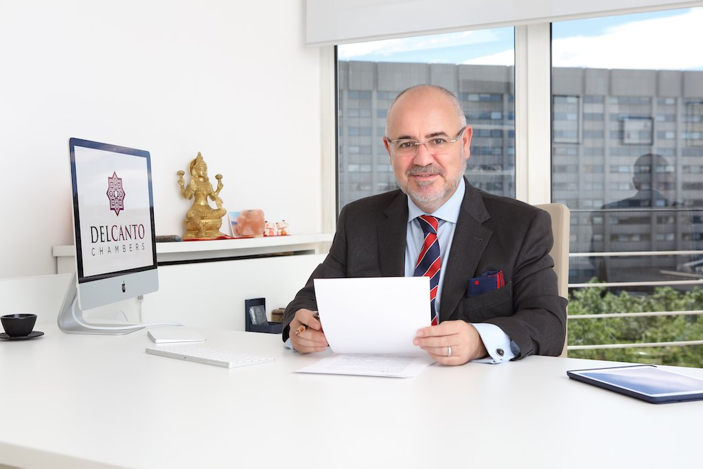 Leon Fernando del Canto explains Spanish modelo 720 worldwide asset declaration form obligation