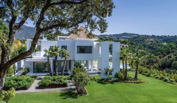 la zagaleta valderrama II new development villa