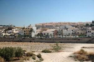 Arboleas Andalusia planning problems