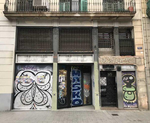 Squatters / okupas in Spain