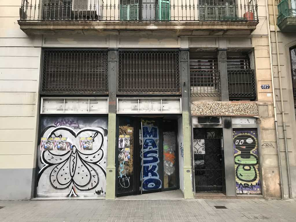 Squatters / okupas in Spain