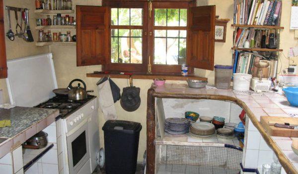 chris stewart el valero andalusia kitchen