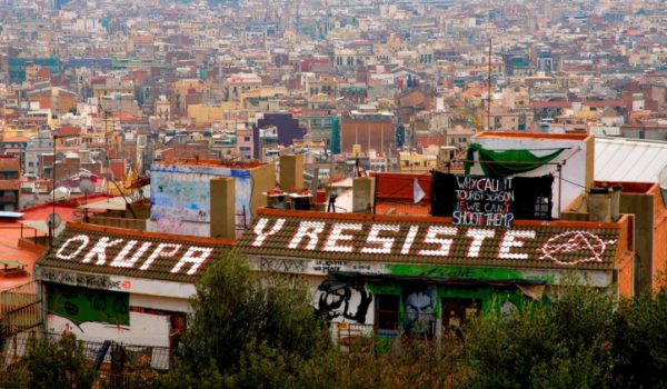 eviction of spanish squatters