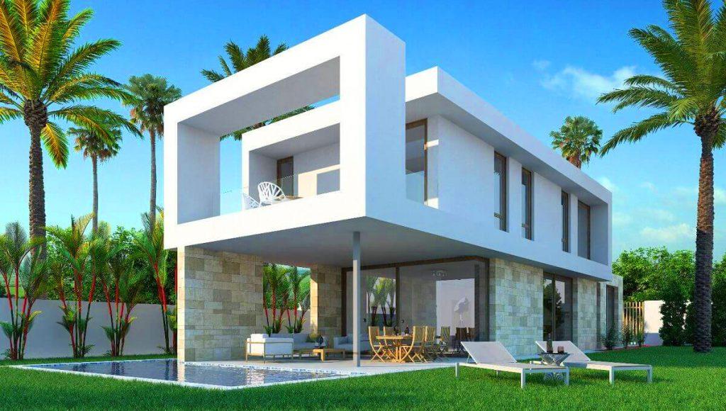 Villas Invespania in Manilva