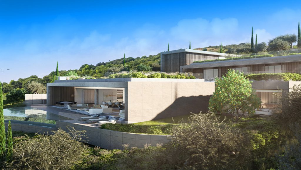 The15 villas sotogrande