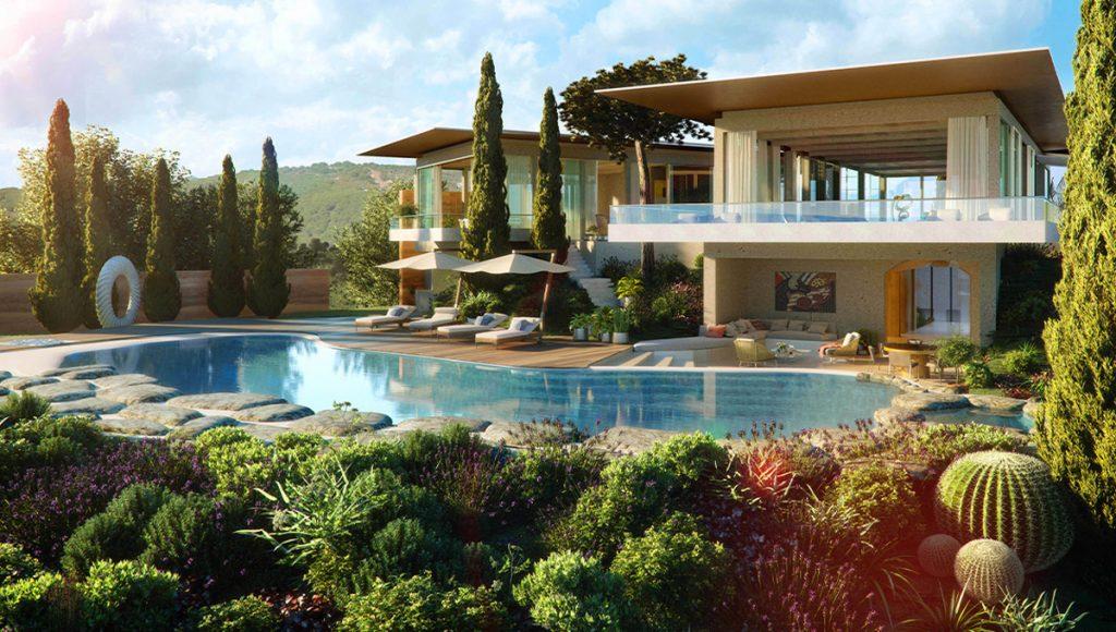 the7 villas luxury