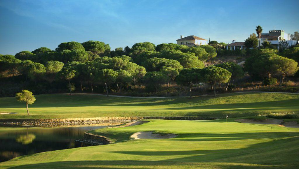 best golf properties in Sotogrande