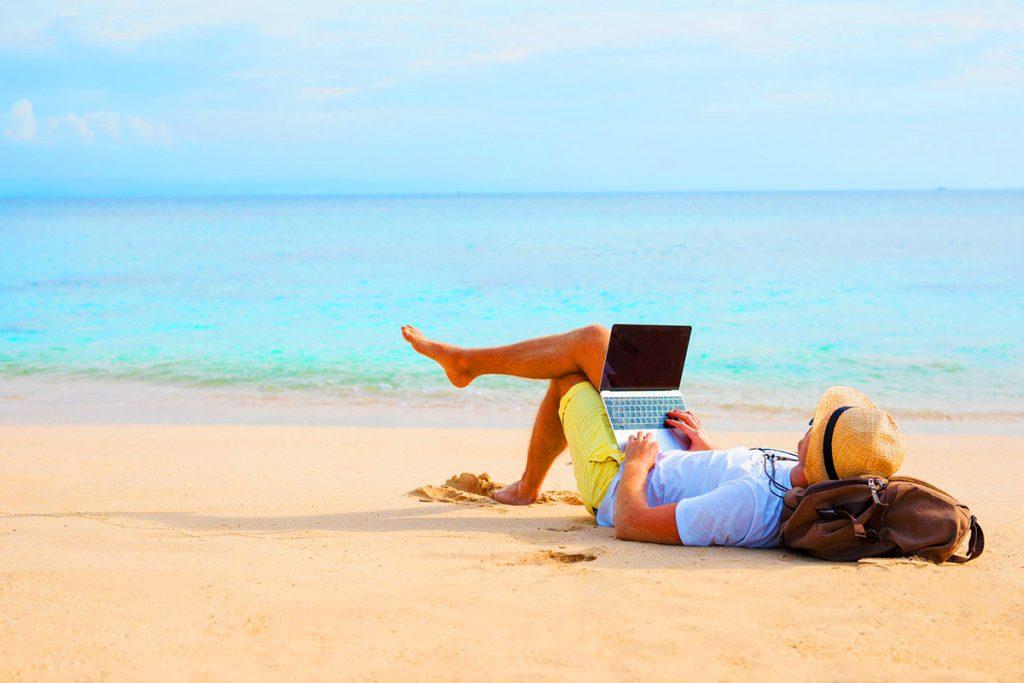 remote work in Spain is gaining popularity