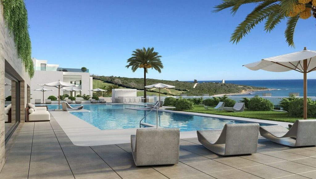 The links penthouse in Alcaidesa