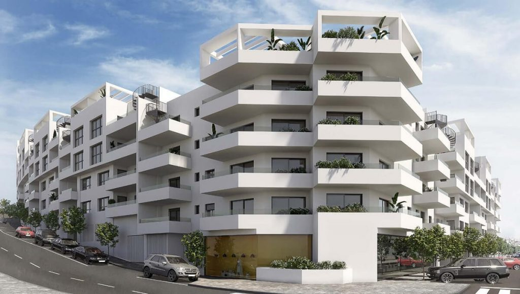 Estepona Centre new build property - Estepona Garden