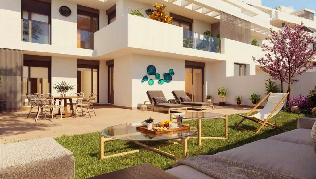 Doral Golf apartment for sale Estepona