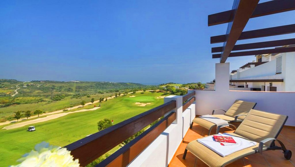 new build apartments for sale Valle Romano